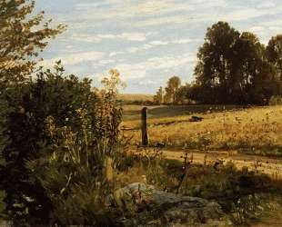 A Country Road — Корнелис Спрингер