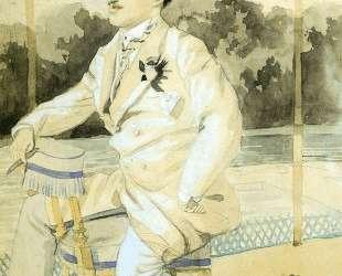 A Dandy — Джеймс Тиссо