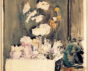 A Favorite Corner — Чайльд Гассам