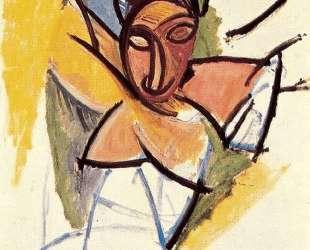 Девушка из Авиньона — Пабло Пикассо