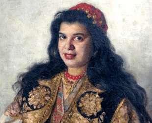 A gypsy lady — Владимир Маковский