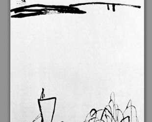 A lone sail — Ци Байши