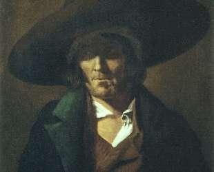 A man — Теодор Жерико