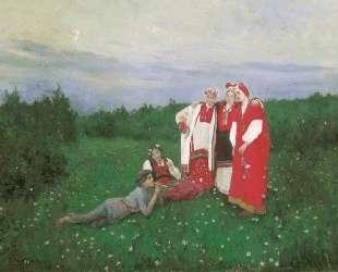 Северная идиллия — Константин Коровин