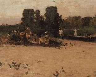 Пикник — Константин Коровин