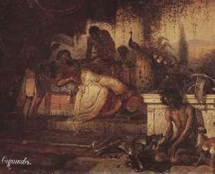 Богач и Лазарь — Василий Суриков