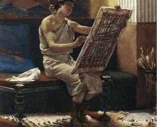 Римский художник — Лоуренс Альма-Тадема