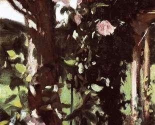 A Rose Trellis (Roses at Oxfordshire) — Джон Сингер Сарджент