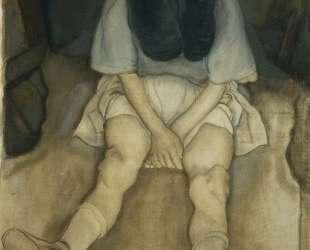 A sad girl — Карлос Саенс де Техада