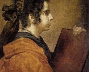 A Sibyl — Диего Веласкес