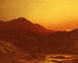 На память о Шотландии — Гюстав Доре