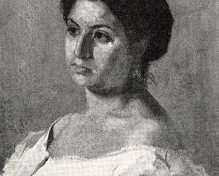 A Spanish Woman — Томас Икинс