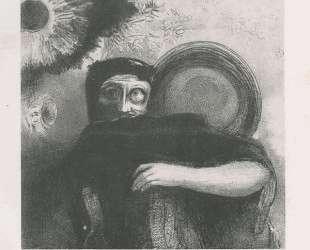 A strange Juggler — Одилон Редон