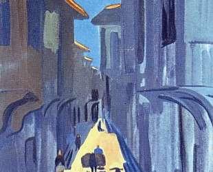A street. Noon. — Мартирос Сарьян