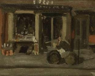 A Street Scene — Томас Икинс