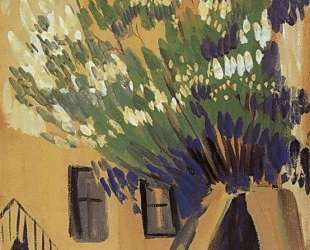 A tree — Мартирос Сарьян