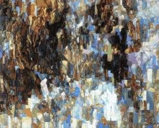 Белая картина — Павел Филонов
