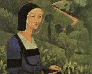 A Widow — Поль Серюзье