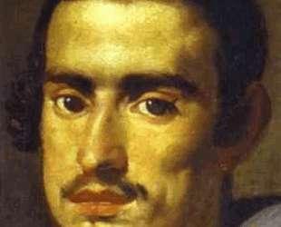 A young Man(Self-Portrait) — Диего Веласкес