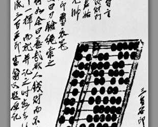 Abacus — Ци Байши