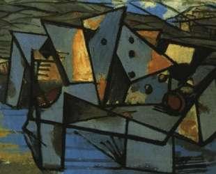 Abstract Construction — Марсель Янко