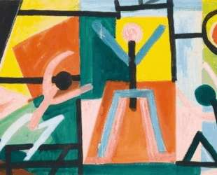 Abstract Figures — Иоганнес Иттен