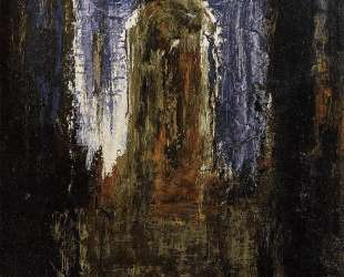 Abstract (study) — Гюстав Моро