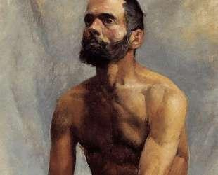 Academic Study Nude — Анри де Тулуз-Лотрек