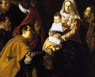 Adoration of the Kings — Диего Веласкес