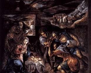 Поклонение пастухов — Эль Греко