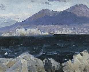 Адриатическое море — Михаил Нестеров