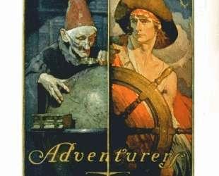 Adventure — Норман Роквелл