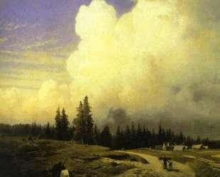 После грозы — Фёдор Васильев