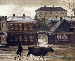 После дождя — Александр Дейнека