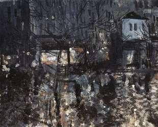После дождя — Константин Коровин