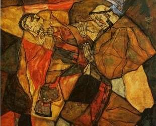 Agony — Эгон Шиле