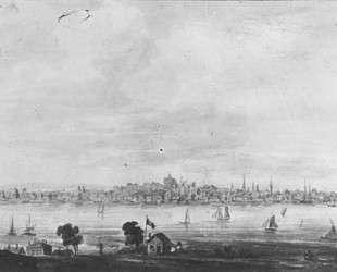 Albany — Павел Свиньин
