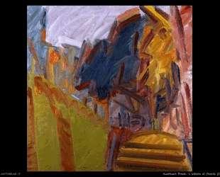 Albero di Fronte — Франк Ауэрбах