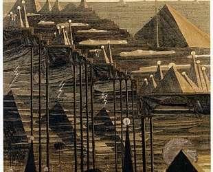 Аллегро (Соната пирамид) — Микалоюс Чюрлёнис