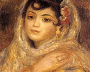 Algerian Woman — Пьер Огюст Ренуар