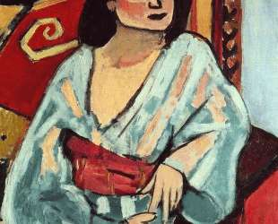Algerian Woman — Анри Матисс