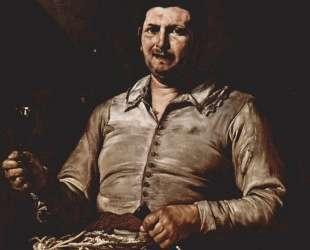 Allegory of Taste — Хосе де Рибера
