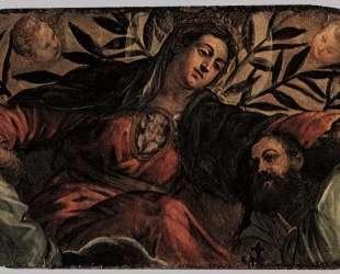Allegory of the Scuola della Misericordia — Тинторетто