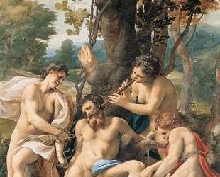 Аллегория пороков — Корреджо