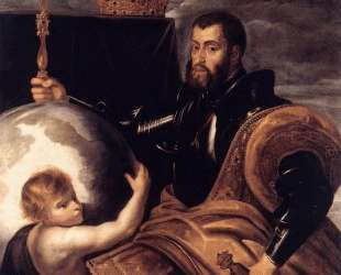 Allegory on Emperor Charles as Ruler of Vast Realms — Питер Пауль Рубенс