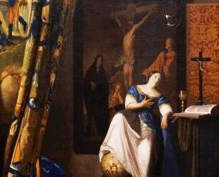 Allegory on Faith — Ян Вермеер