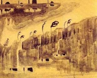 Аллегро (Соната весны) — Микалоюс Чюрлёнис