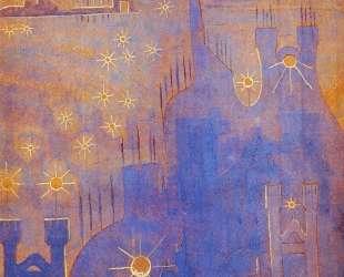 Аллегро (Соната солнца) — Микалоюс Чюрлёнис