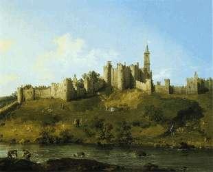 Alnwick Castle — Каналетто