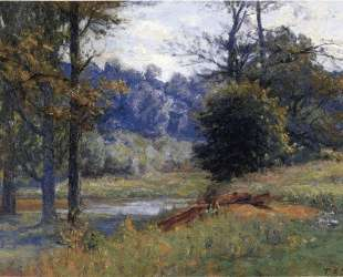 Along the Creek — Теодор Клемент Стил